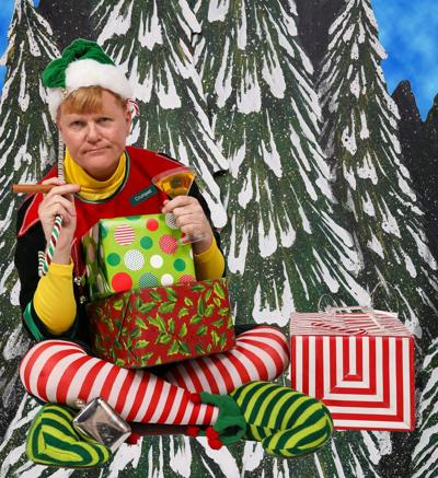 Explore the snarkier side of Christmas with one-man comedy