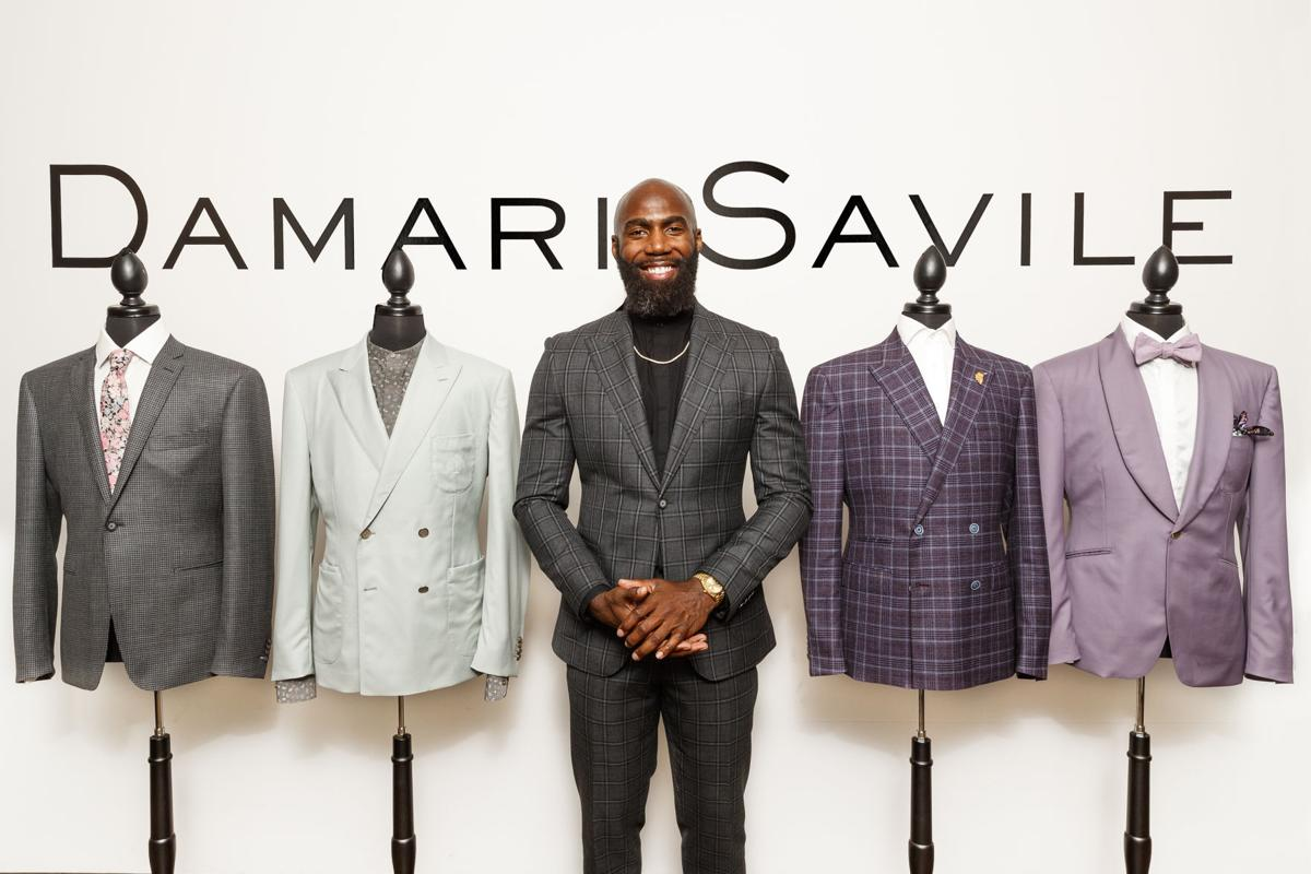 Damari Savile collection