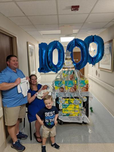 1000 Babies Born at Bayfront Health Port Charlotte in 2018