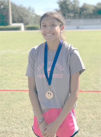 Athlete - Cristal Gomez