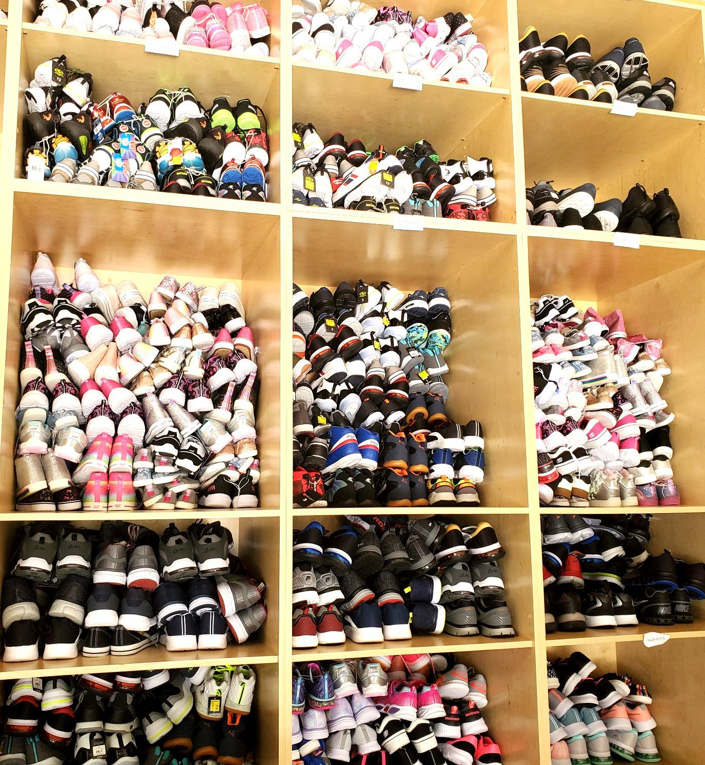 Shoes for Kids summer shoe drive to Charlotte County