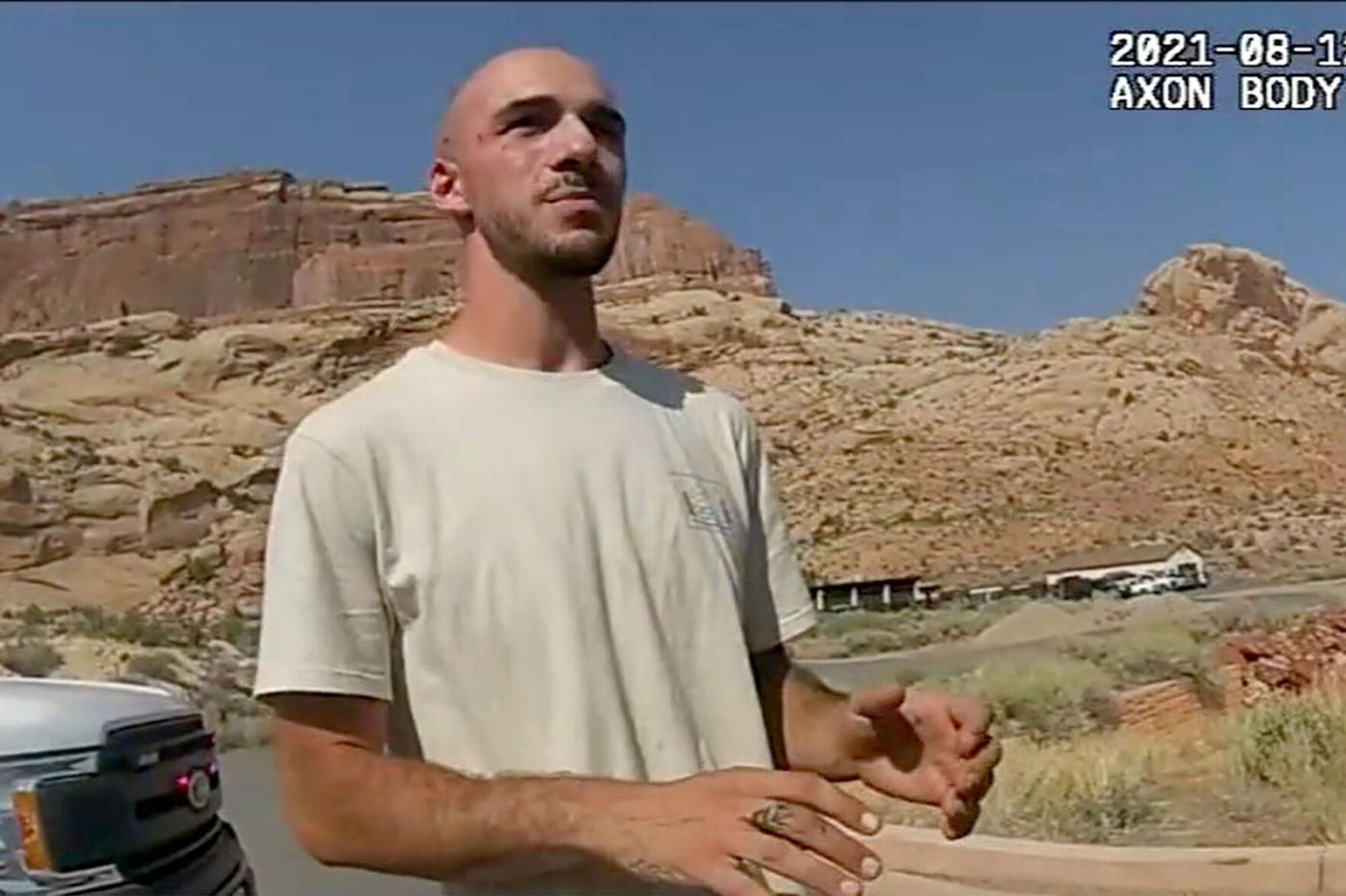 Brian Laundrie in Moab