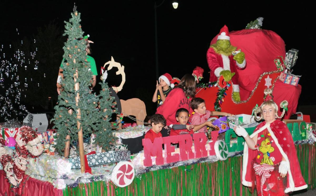 North Port poinsettia parade