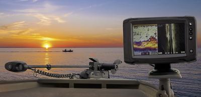 boat fishfinder