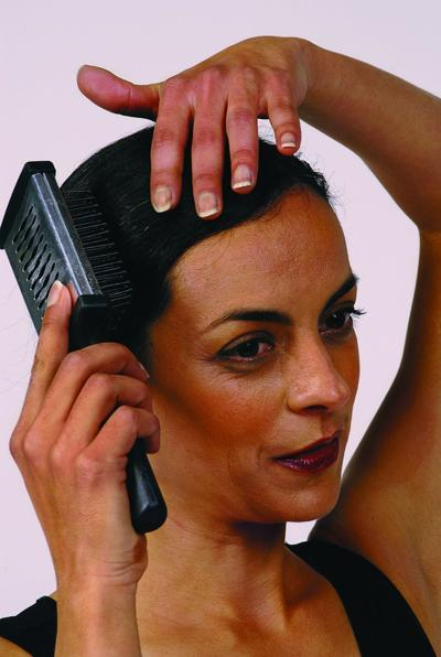 Regrowing and caring for hair after chemotherapy