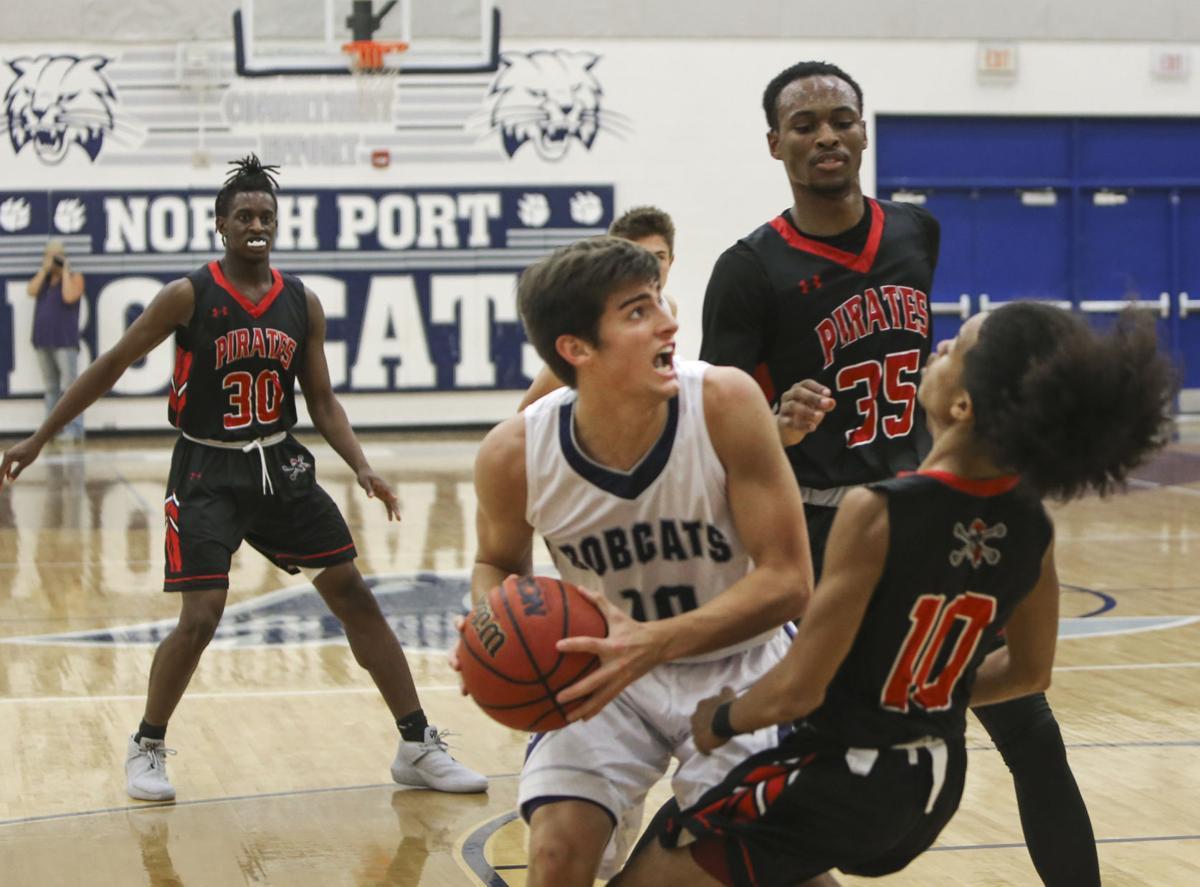 Port Charlotte vs North Port Boys Basketball