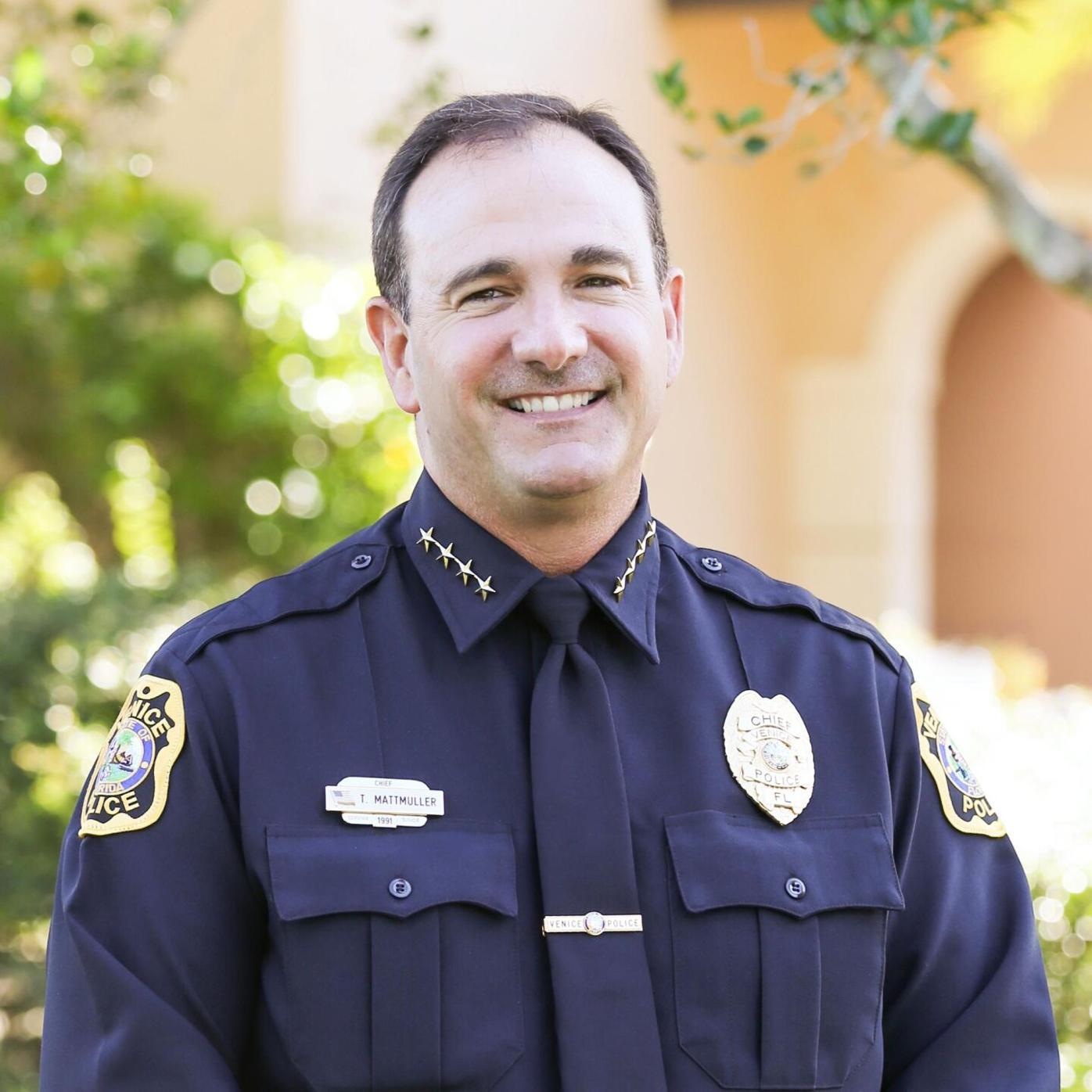 Tom Mattmuller, Venice police chief