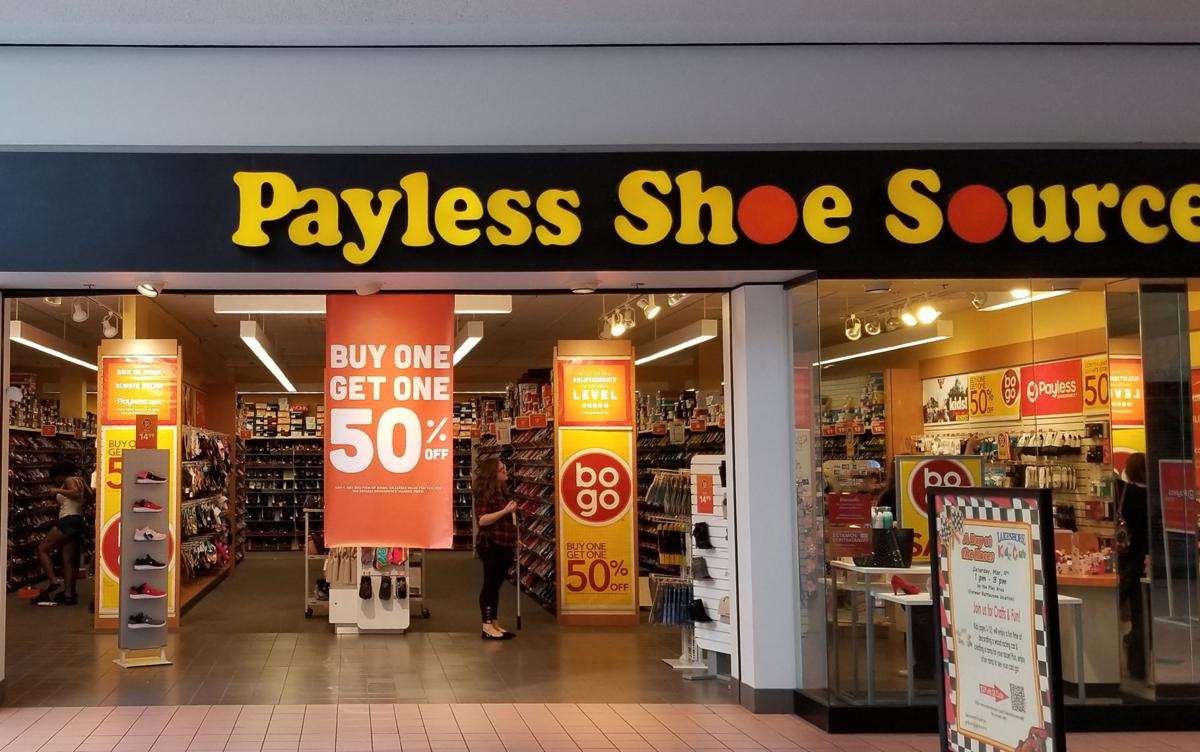 5a6dfe6d5 Payless shoes reported to close all stores