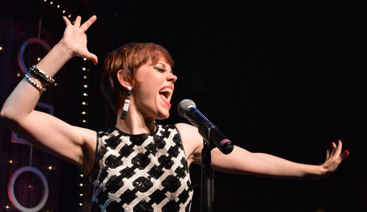 Carole J. Bufford sings music of the '60s and '70s