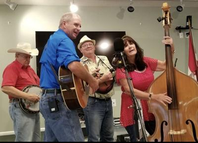 Bear Hill Bluegrass Band featured at Harbor Heights Park
