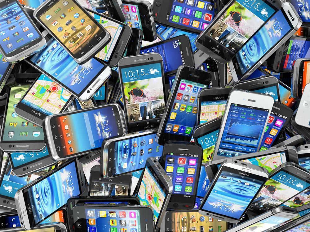 Old cellphones (copy)