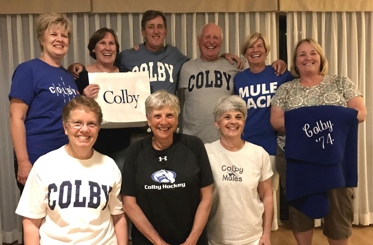 Colby College alumni from classes 1971-1976