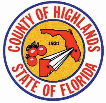 Highlands County seal