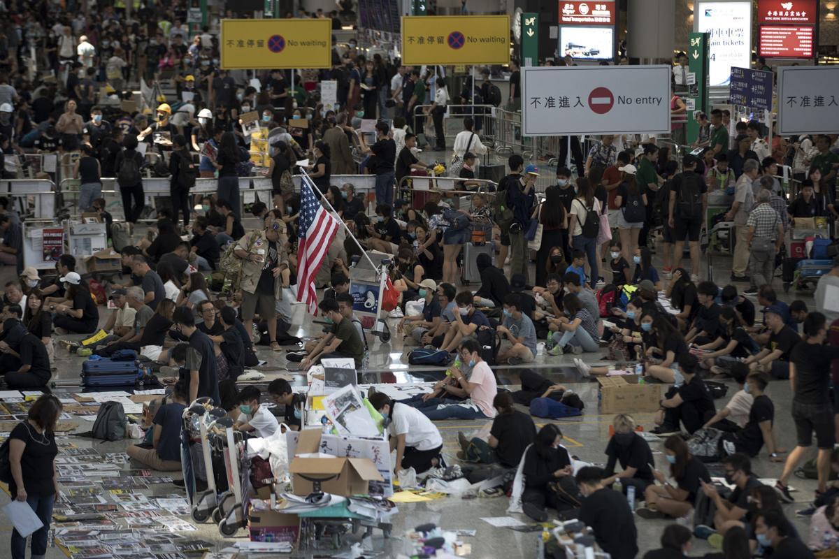 2 Hong Kong Protests
