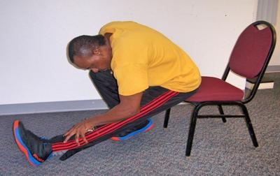 Using Fusion One to help prevent lower back injuries