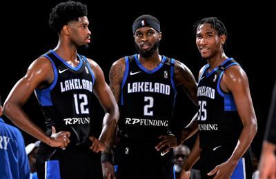 Lakeland Magic playoff game