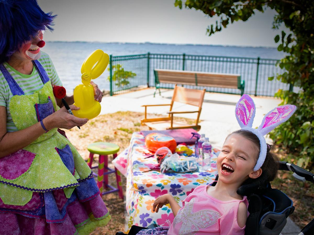 Adaptive Easter Egg Hunt