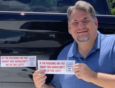 Seeing bad drivers? North Port man has one solution