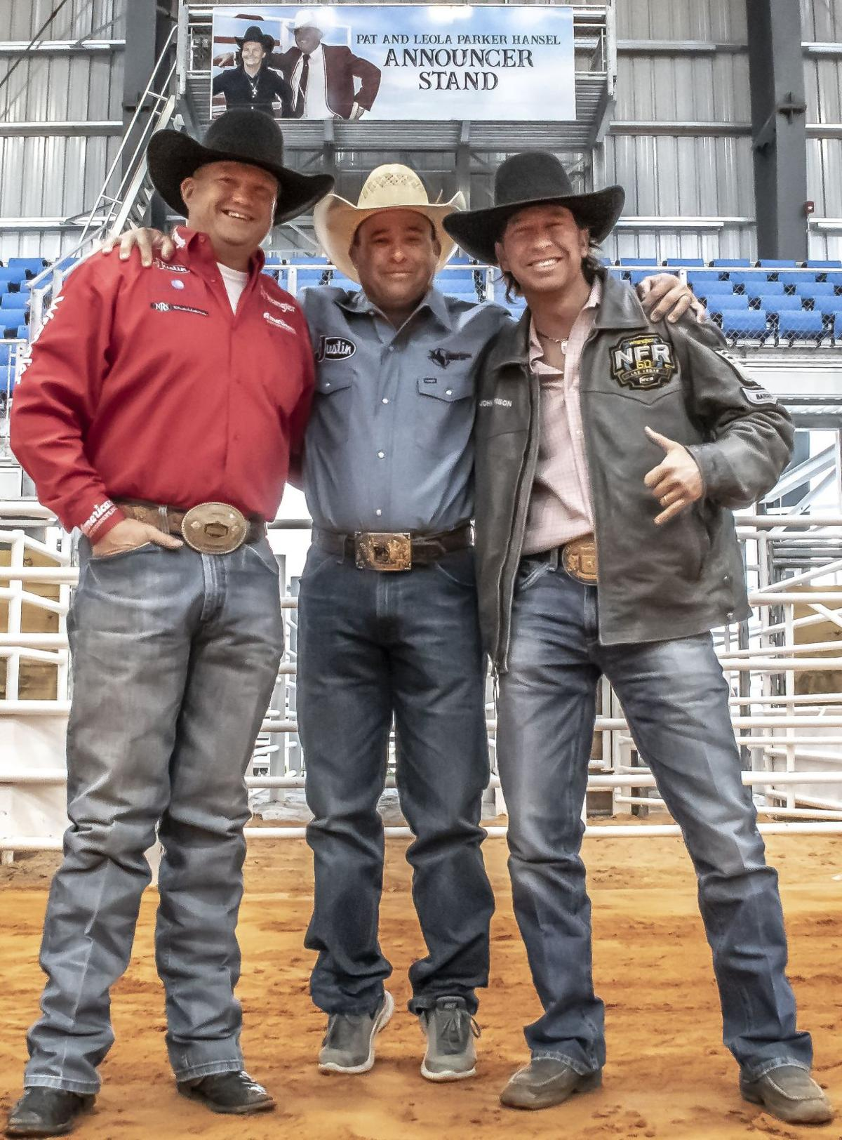 Meet men behind the rodeo