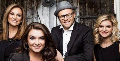 Country performers in town Sunday