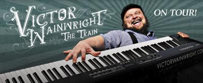 2019 Grammy Nominee Victor Wainwright and the Train to perform at Englewood's on Dearborn