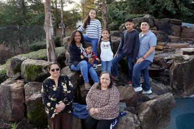 One house, two doctors, three generations and the long-awaited relief of a vaccine
