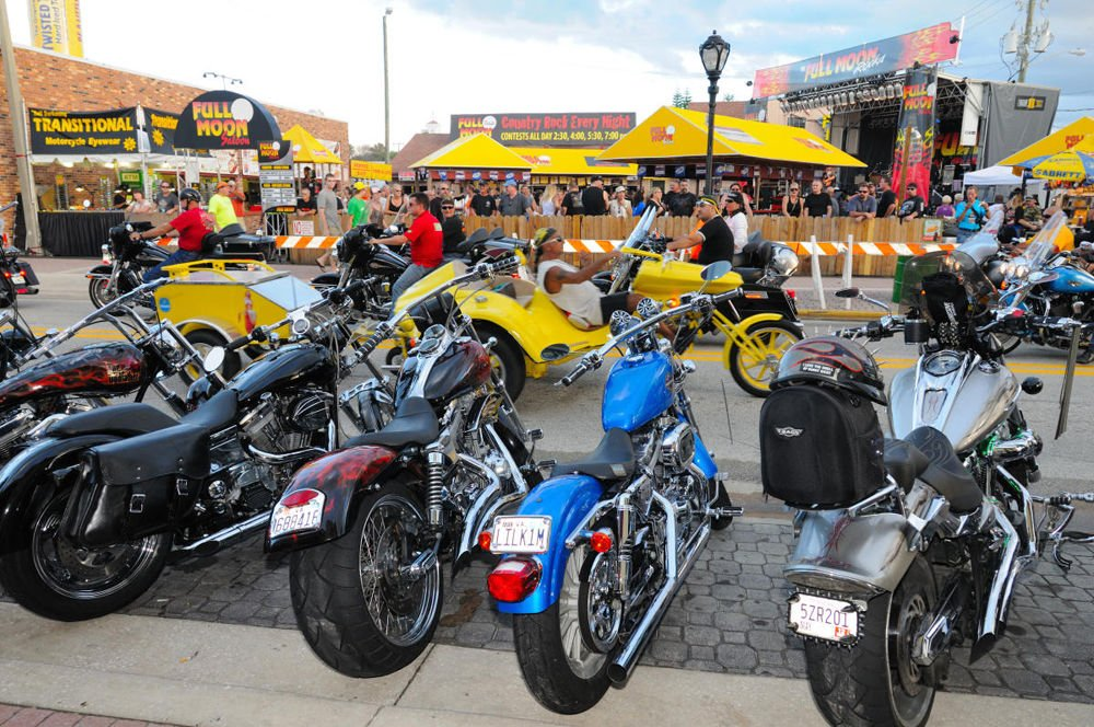 Biketoberfest Coming To Daytona Beach
