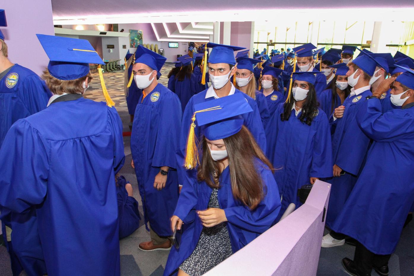 Pine View graduation 2021