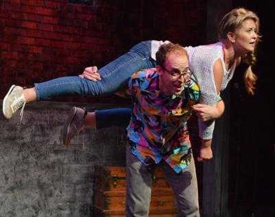 IImprov Troupe Dad's Garage extends their stay after the 11th annual Sarasota Improv Festival