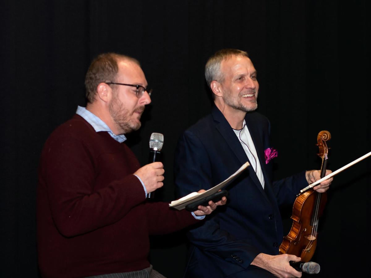 Multer, Charlotte Symphony, delight audience