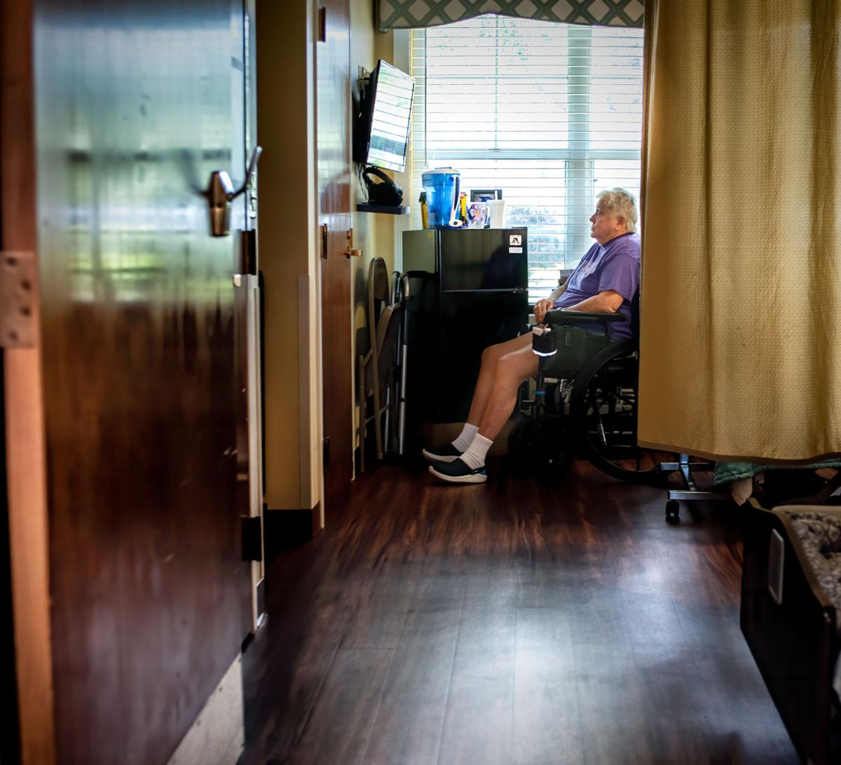 Slowly Meeting Mandates Some Nursing Homes Assisted Living