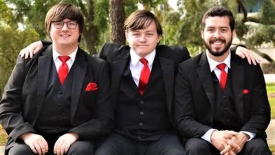Polk State trio