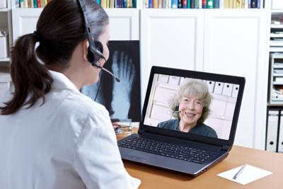 To keep seniors safe at home, Medicare expands telemedicine