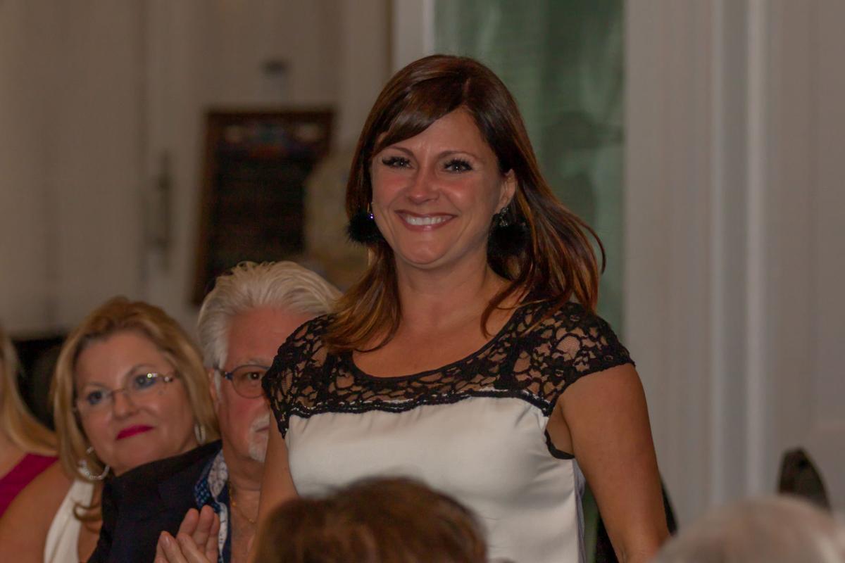Venice Gondolier Business Matters Award ceremony