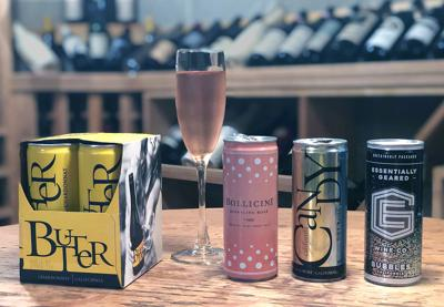 It's ok to drink canned wine