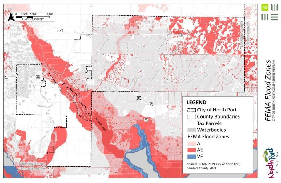 FEMA flood map 2