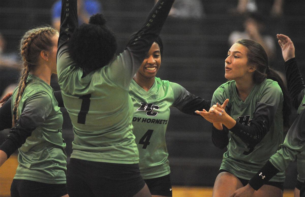 Lake Region Haines City volleyball