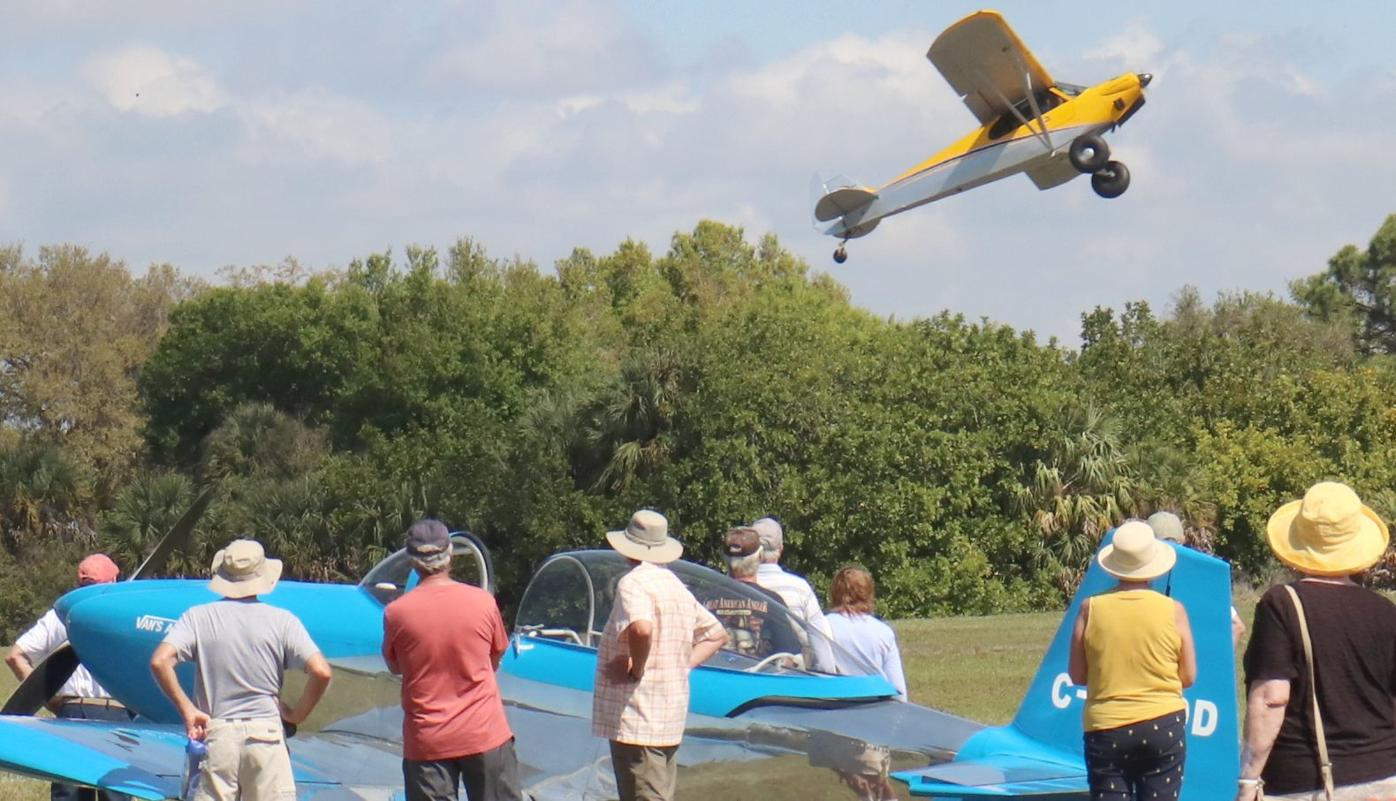 Annual Buchan Airport Fly-In