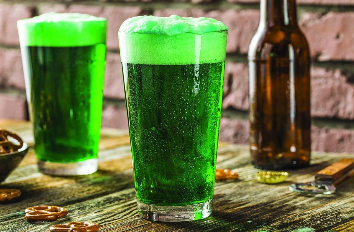 Overcome your hangover after partying too much on Patrick's Day
