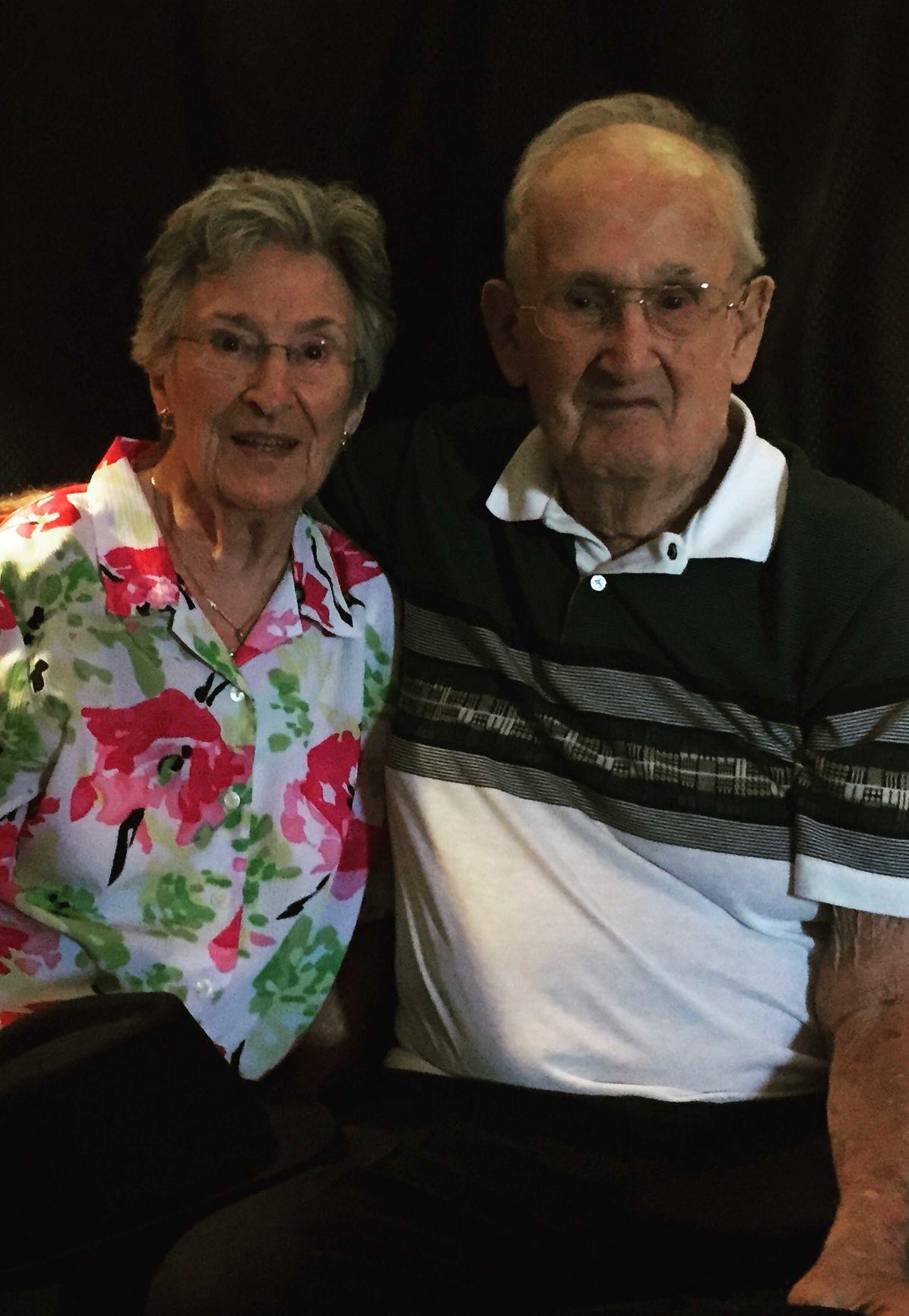 Richard and Elizabeth Marino photo