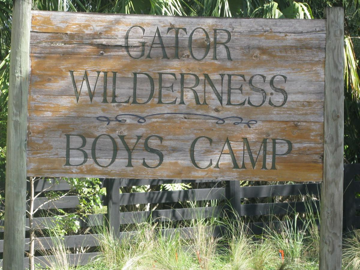 A camp for boys to heal