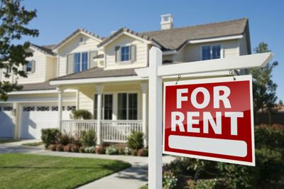 Renting is expensive here