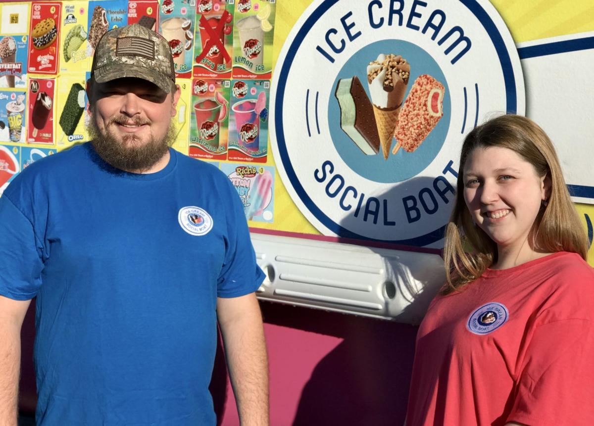 Ice Cream Social Boat