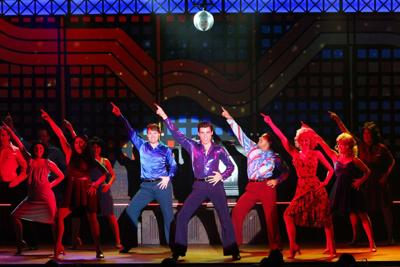 'Saturday Night Fever' rocks at Broadway Palm Dinner Theatre