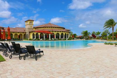 Gran Paradiso pool
