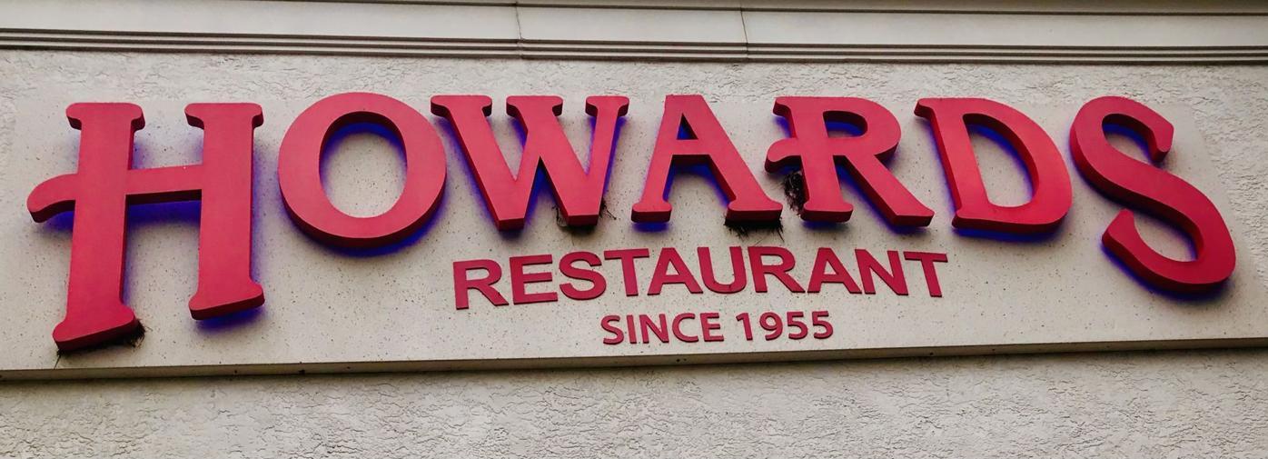 HowardsSign