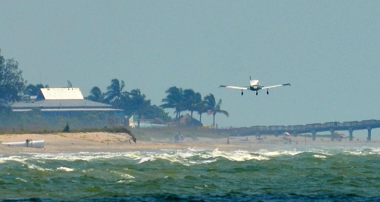 Troy Moran plane