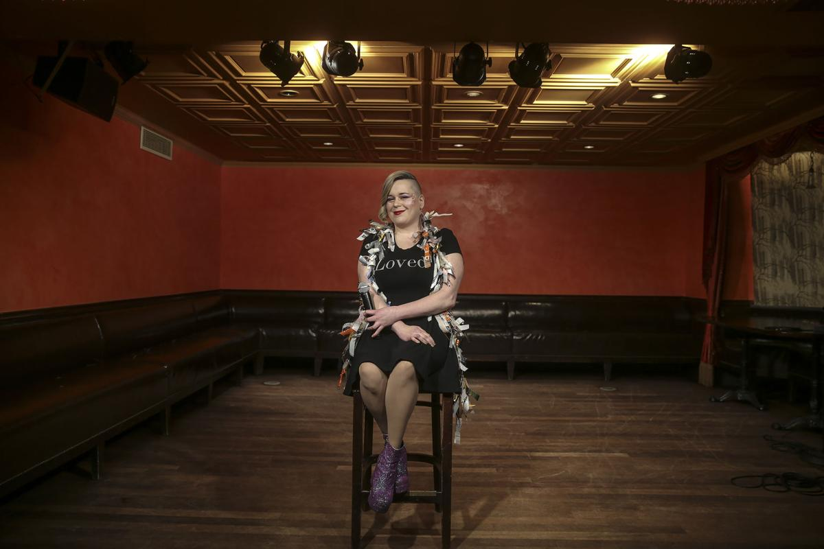 Cabaret darling suffers a brain injury — and survives to sing about it