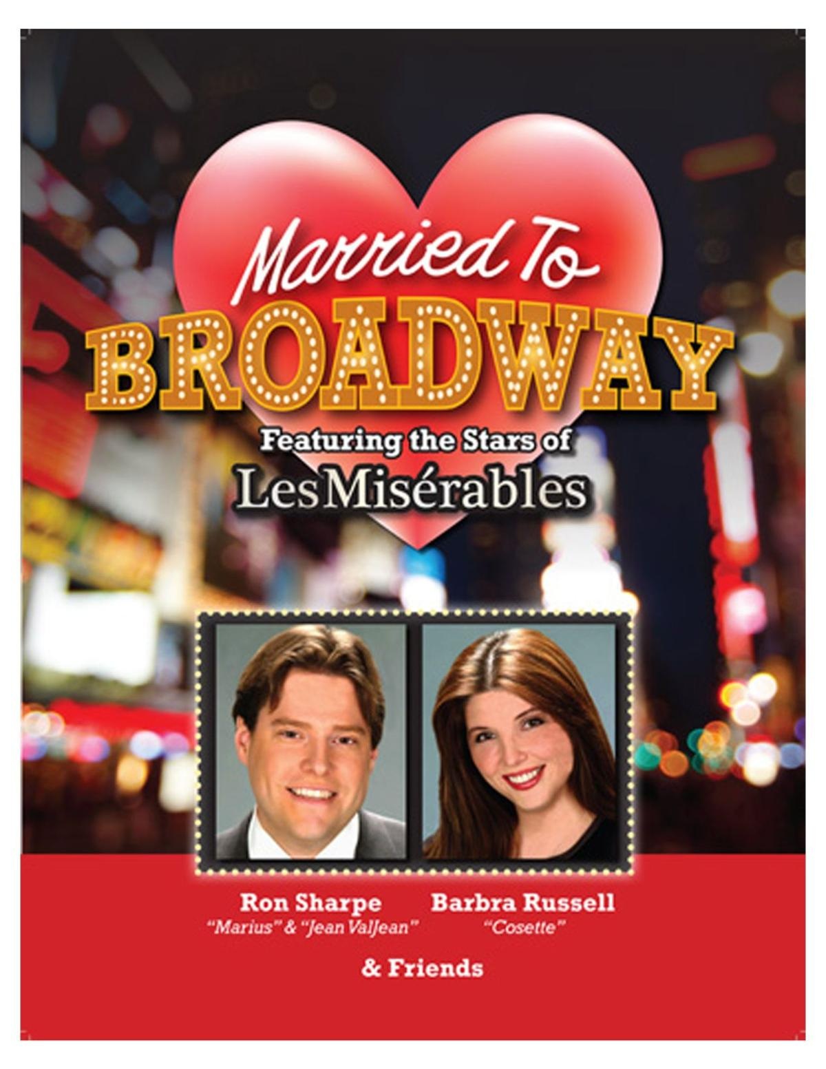 Englewood Performing Arts Society opens season with 'Married to Broadway'