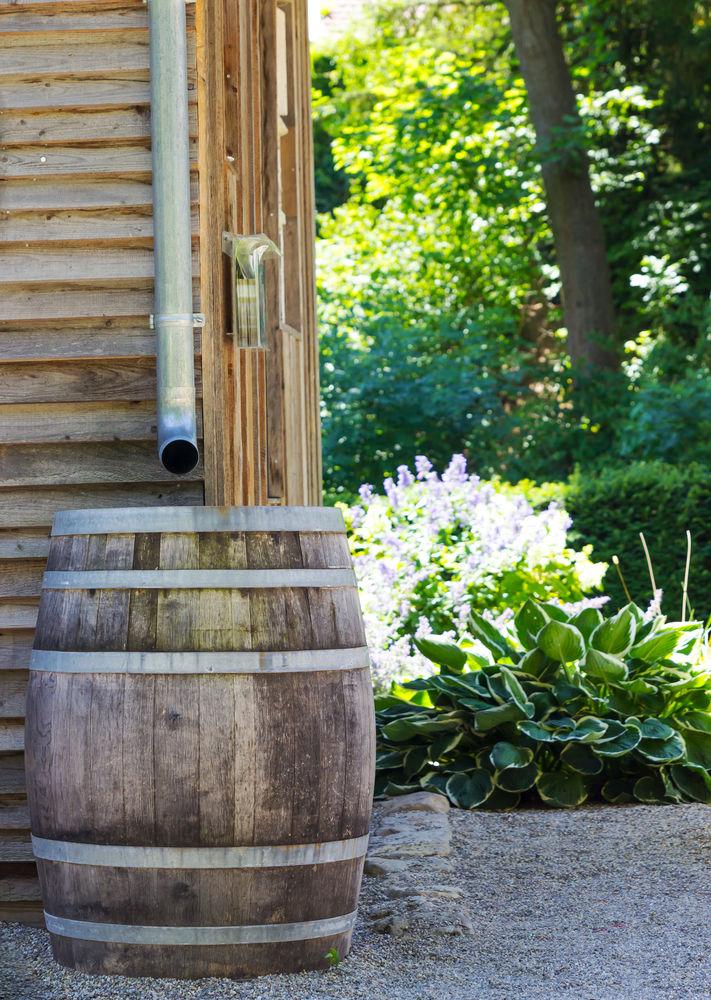 Rain barrel